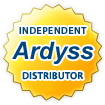We are an independent distributor of original Ardyss products
